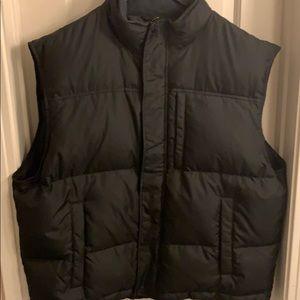 Men's Timberland puffer vest NWT